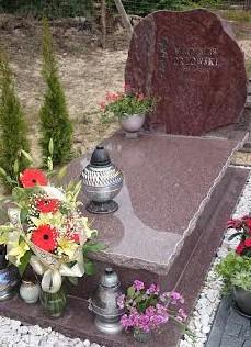 Miejsce spoczynku Władysława Orłowskiego na Cmentarzu w Puławach ul. Budowlanych