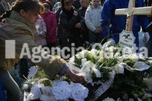 pogrzeb Oskarka 08.03.2006