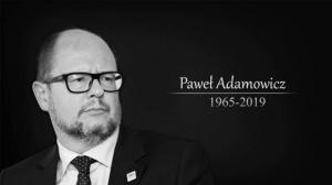 Paweł Prezydent Miasta Gdańska Adamowicz