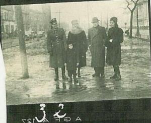 Stanisława Adamowicz 1947 r.