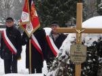 Poczet sztandarowy Stowarzyszenia Saperów Polskich, 17.02.2012