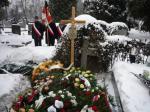 Widok grobu, 17.02.2012