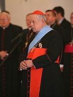 Ks.biskup Józef Glemp