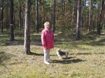 Halina Waczyńska - kochała przyrode, zwierzeta i wszystkich ludzi