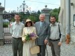 Czerwiec 2006 - 40 rocznica ślubu