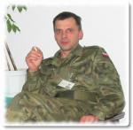 CSŁiI Zegrze -przerwa w czasie odprawy- 10.12.2003
