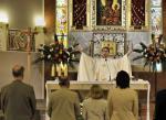 Ksiądz Grzegorz udzielił nam wtedy ślubu kościelnego