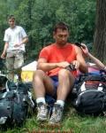 Zasłużony odpoczynek - parę chwil wytchnienia, Pieniny 2007